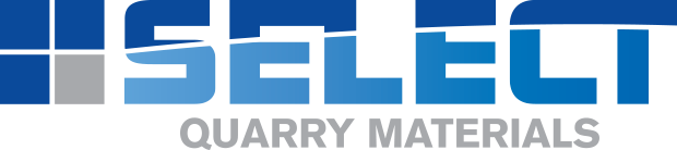 Select Quarry Materials Retina Logo
